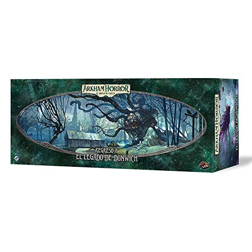 Fantasy Flight Games - Return To The Dunwich Legacy Campaign  - Español (AHC28ES)