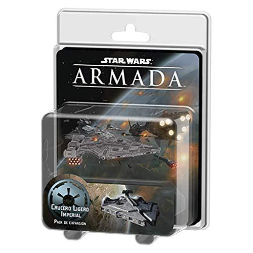 Fantasy Flight Games Star Wars Armada: Crucero Ligero Imperial-Español, color (FFSWM22) , color/modelo surtido