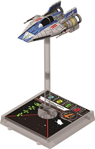 Fantasy Flight Games Star Wars - Ases Rebeldes, Juego de miniaturas (Edge Entertainment SWX29)