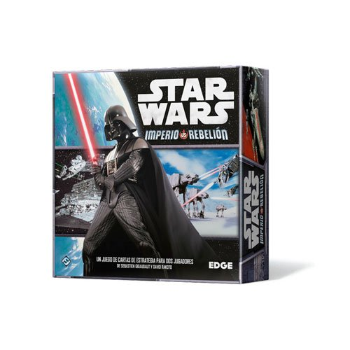 Fantasy Flight Games Star Wars - Imperio vs Rebelión (Edge Entertainment FFSW01)