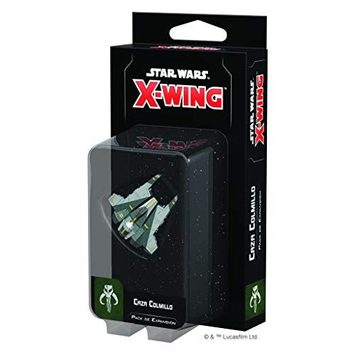 Fantasy Flight Games- SW X-Wing 2.0: Caza Colmillo - Español, (SWZ17ES)