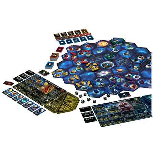 Fantasy Flight Games- Twilight Imperium Cuarta Edición - Español, Color (FFTI07)