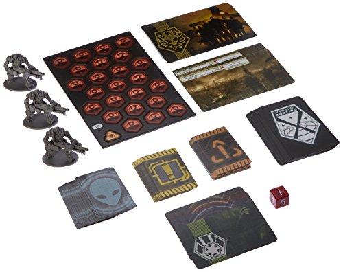 Fantasy Flight Games XC02 XCOM The Board Evolution Juego de expansión, multicolor , color/modelo surtido