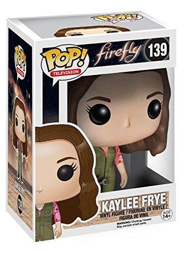 Firefly Funko Pop Television 4181- Figura Kaylee Frye