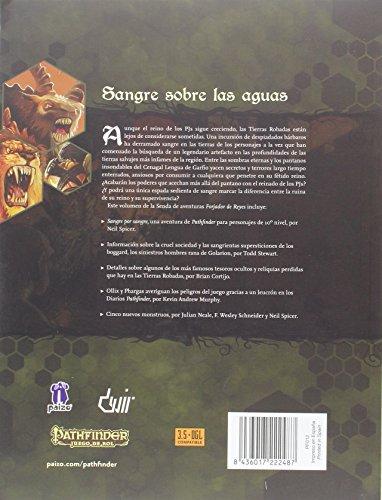 Forjador De Reyes 4: Sangre Por Sangre (Pathfinder)