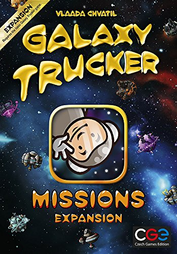 Galaxy Trucker: Missions - Expansion - Board Game - English