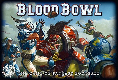 Games Workshop Blood Bowl Edicion 2016 - Caja Basica