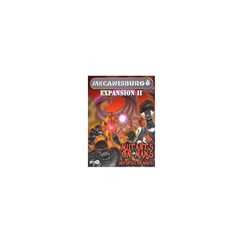 Gen x games 599386031 - Mecanisburgo 2: Mutantes en Marte