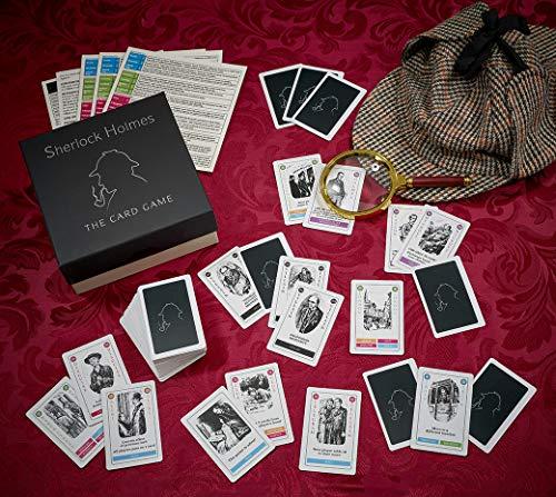Gibsons Sherlock Holmes el Juego de Cartas
