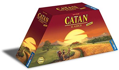 Giochi Uniti GU389 I Coloni di Catan Compact - Juego de Mesa (en francés)