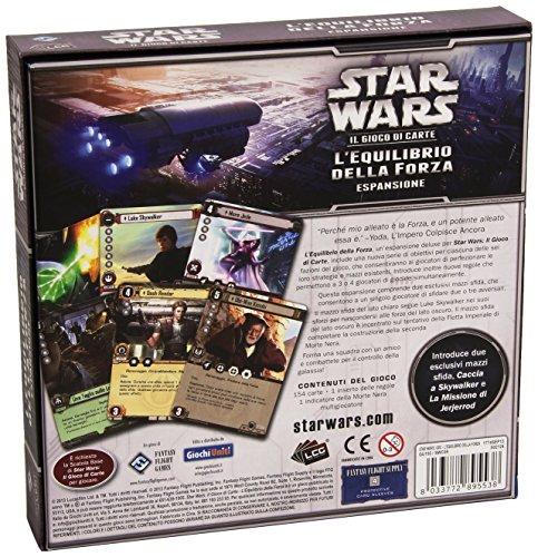 Giochi Uniti Juegos de Estados Unidos - Star Wars LCG: el Equilibrio de Poder
