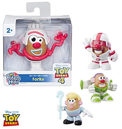 Hasbro-E3070EU40 Toy Story Mini Potato 11x10cm, surtido: modelos aleatorios (E3070EU40)