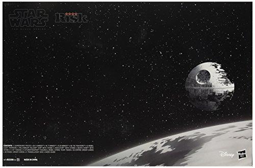 Hasbro Gaming - Juego de estrategia Risk, edición Star Wars Black Series (B2356102) (versión inglesa)