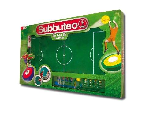 Hasbro Juegos Subbuteo 5 vs. 5, Juego de Mesa (A5167546)