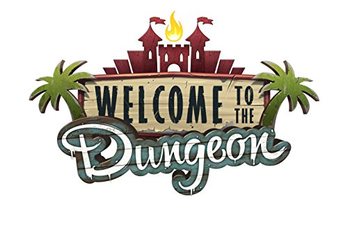 IELLO 51234 Welcome to The Dungeon Juego de Mesa