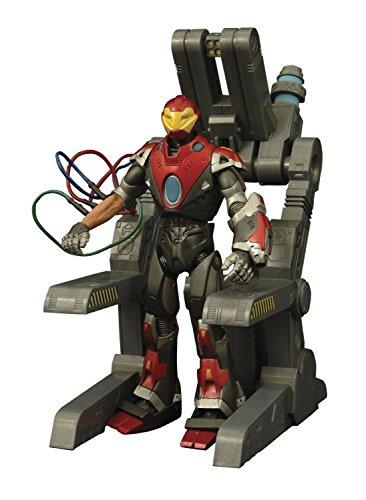 Iron Man - Figura, 18 cm (Diamond DIAMV141928)