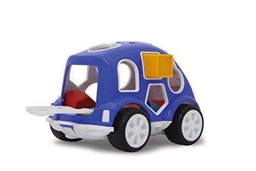 Jamara-460291 Juego de habilidad forma coche, color azul (460291) , color/modelo surtido