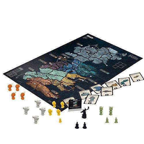 Juego De Tronos- Risk Ed. Batalla Edición Juego de Mesa, Multicolor, única (Eleven Force 81212)