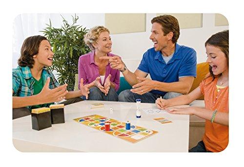 Juegos Mattel - Pictionary, Juego de Mesa (CCD81)