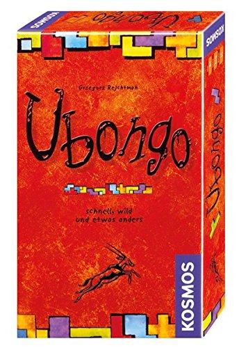 KOSMOS 699 345 - Ubongo, Juego de Tablero Nueva Edición 2015