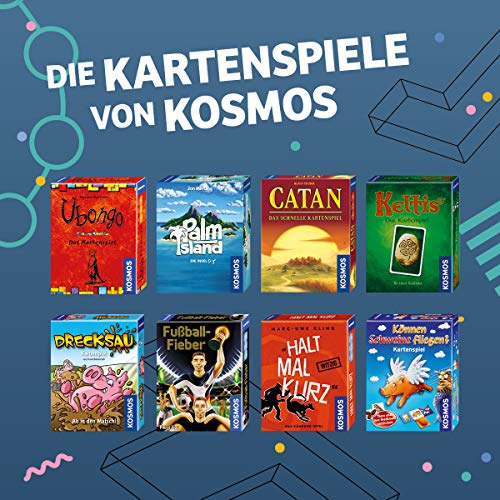 Kosmos 69909 Estrategia Niños - Juego de Tablero (Estrategia, Niños, 30 min, Niño/niña, 7 año(s)