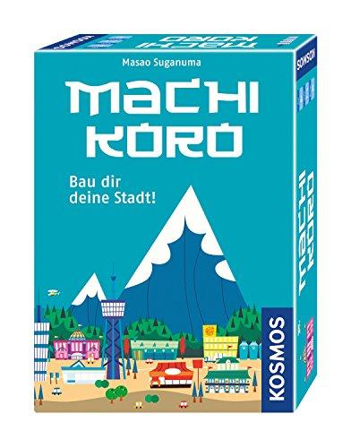 KOSMOS Machi Koro - Juego de Tablero (Multi)