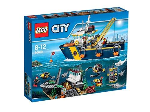LEGO - Buque de exploración submarina, Multicolor (60095)