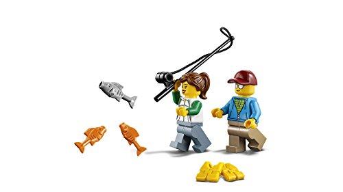 LEGO City - Barco de Pesca (60147)