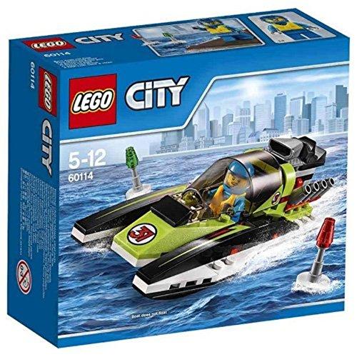 LEGO City - Lancha rápida (60114)