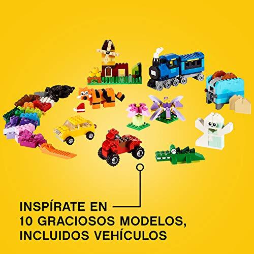 LEGO Classic - Complementos Creativos, juguete de construcción didáctico (10693)
