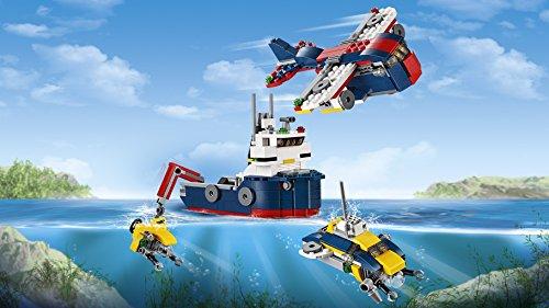 LEGO - Explorador oceánico, Multicolor (31045)