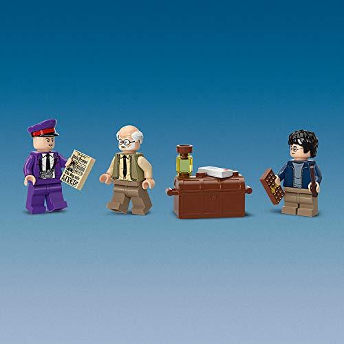 LEGO Harry Potter - Autobús Noctámbulo, Juguete de Construcción del Mágico Autobús de 3 Plantas, Incluye 3 Minifiguras (75957)
