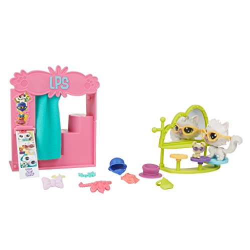 Littlest Pet Shop Littlest Pet Shop-E1015ES0 Cabina de Fotos (Hasbro E1015ES0)