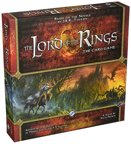 Lord of the Rings: The Card Game (Living Card Games)