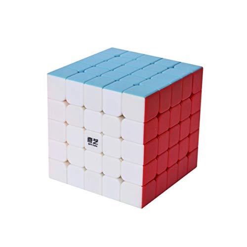 Ludokubo Cubo Qiyi Qizheng 5x5 - Stickerless