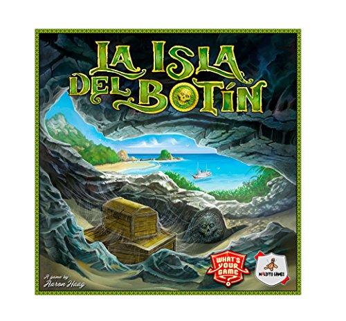 Maldito Games La Isla del botín - Juego de Mesa en Castellano