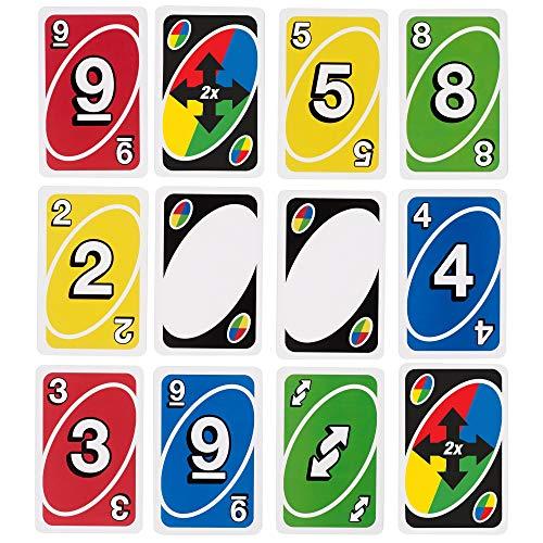 Mattel Games Uno extreme, juego de cartas (Mattel V9364) , color/modelo surtido
