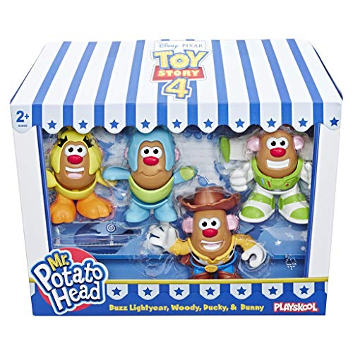 Mr Potato - Toy Story Pack Mini (Hasbro E3065) , color/modelo surtido