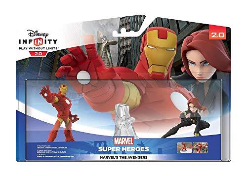 Nintendo Infinity 2.0 - Play Set Pack Marvel Los Vengadores
