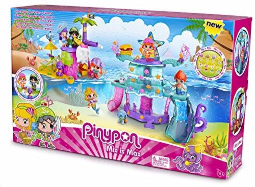 Pinypon - La Isla Mágica de Piratas y Sirenas (Famosa 700013641)
