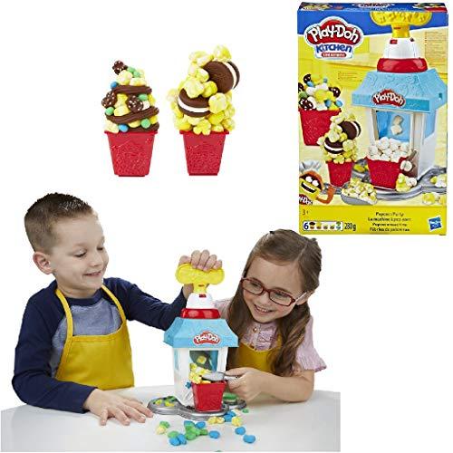 Play-Doh Fábrica De Palomitas (Hasbro E5110EU4) , color/modelo surtido