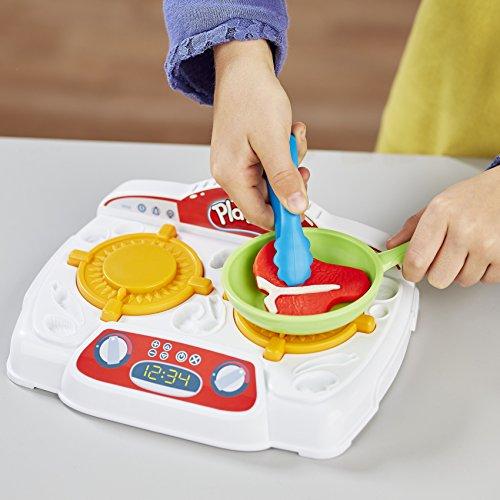 Play Doh PDH Core Cocina Divertida, Miscelanea (Hasbro B9014EU4)