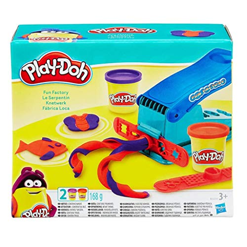 Play-Doh PLAYDOH FABRICA Loca