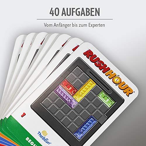 Ravensburger 76301ThinkFun Rush Hour Juego de Smart Game , color/modelo surtido