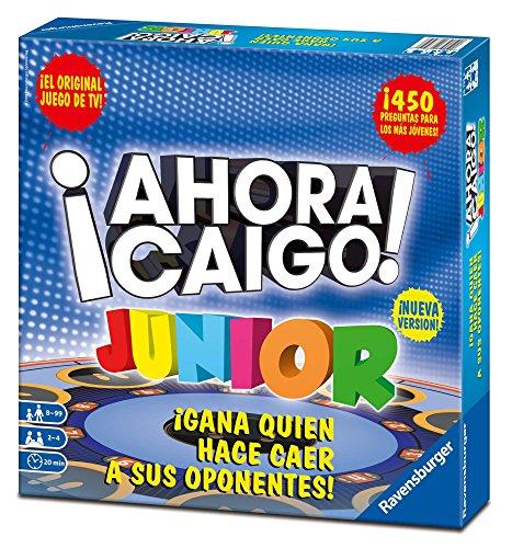 Ravensburger Ahora Caigo Junior-Juegos de Mesa (1)
