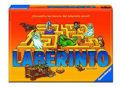 Ravensburger Laberinto Magico, Juego de mesa, 2-4 Jugadores, Edad recomendada 7+ (26324)