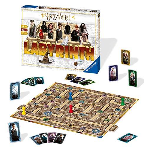Ravensburger - Labyrinth Harry Potter (26031) , color/modelo surtido