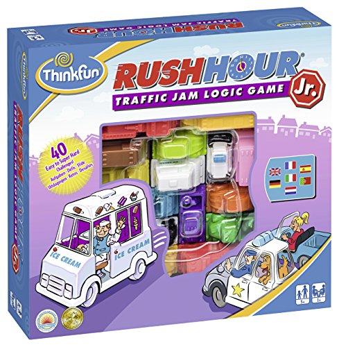 RAVENSBURGER Think Fun Rush Hour Jr. (76337), Multicolor