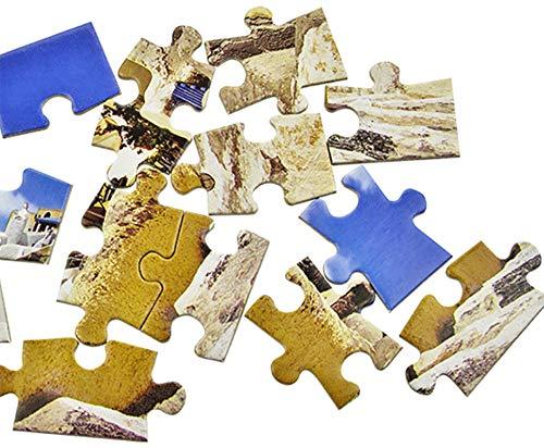 Rompecabezas Puzzle 1000 Piezas Galopar Por La Noche Juguetes Educativos Para Niños