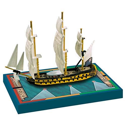 Sails of Glory: HMS Leander 1780 / HMS Adamant 1780